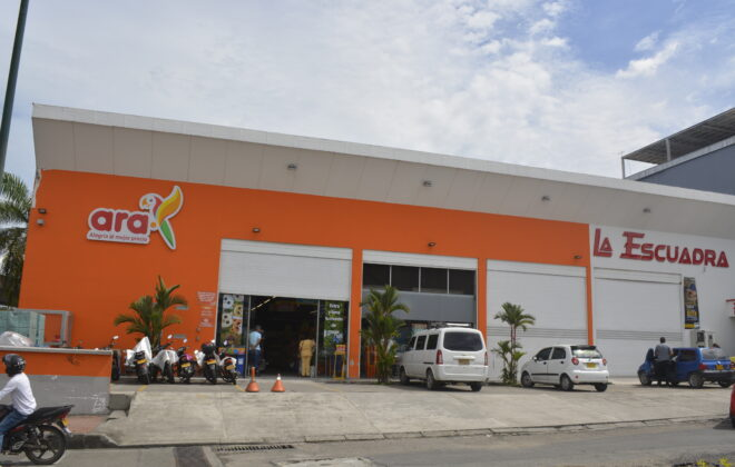 Tienda Ara-Villavicencio